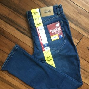 Men's jeans, IZOD, new with tag,